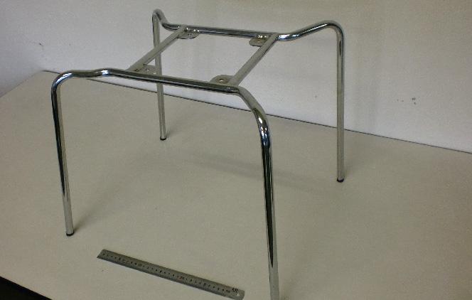 パイプ加工 パイプ加工品(椅子脚金物)