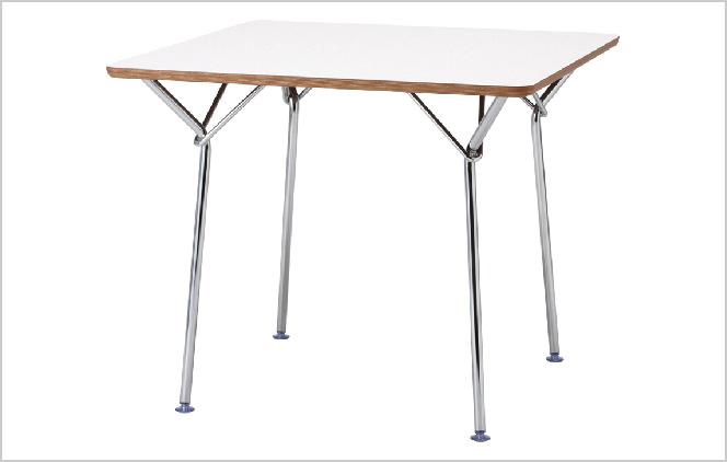 パイプ加工 テーブル脚金物製作(㈱天童木工)