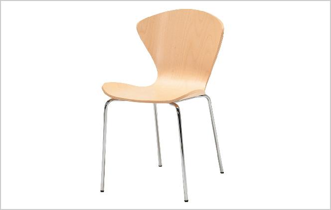 パイプ加工 椅子脚金物製作(㈱天童木工)